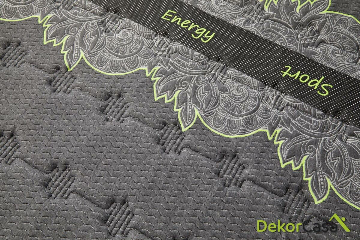 colchon viscoelastico energy sport