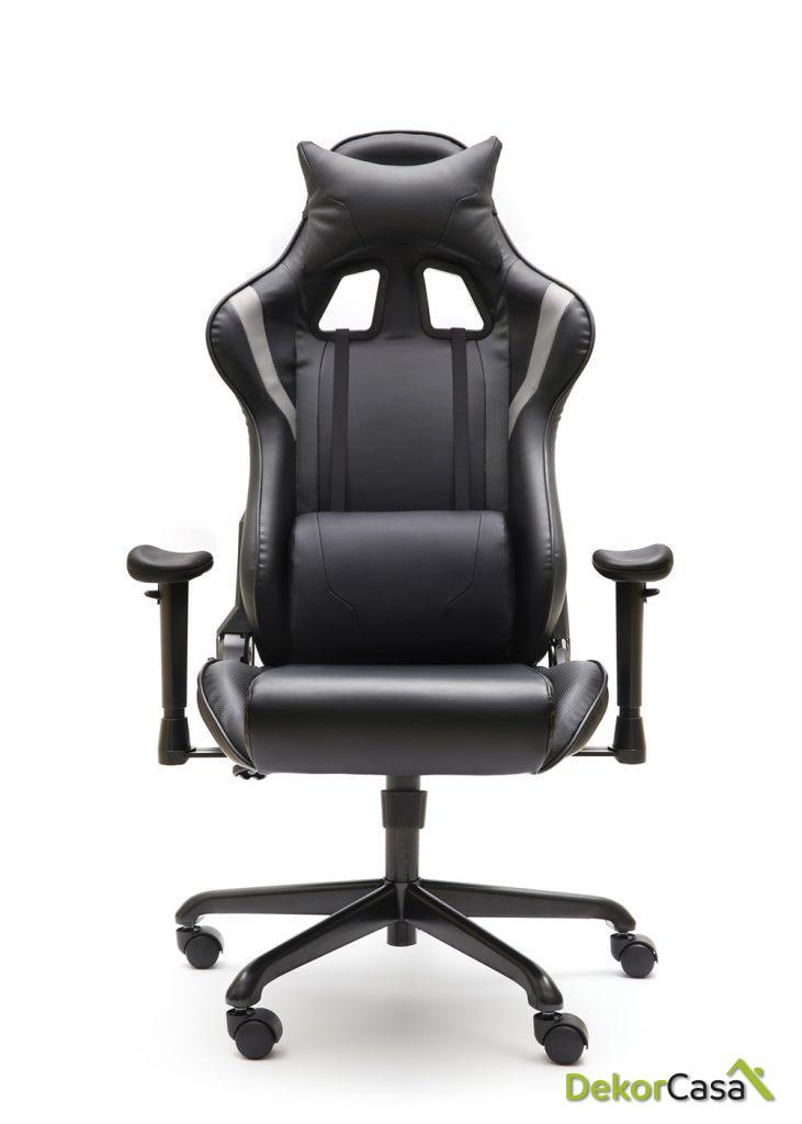 silla deportiva gaming magnum 3