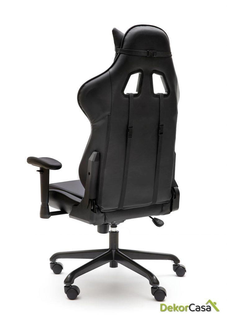 silla deportiva gaming magnum 4