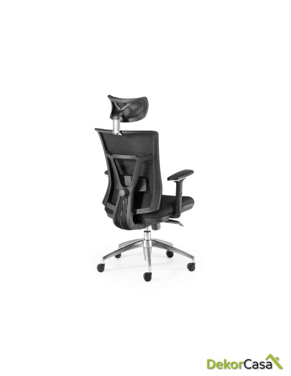 silla oficina con brazos ankara 1