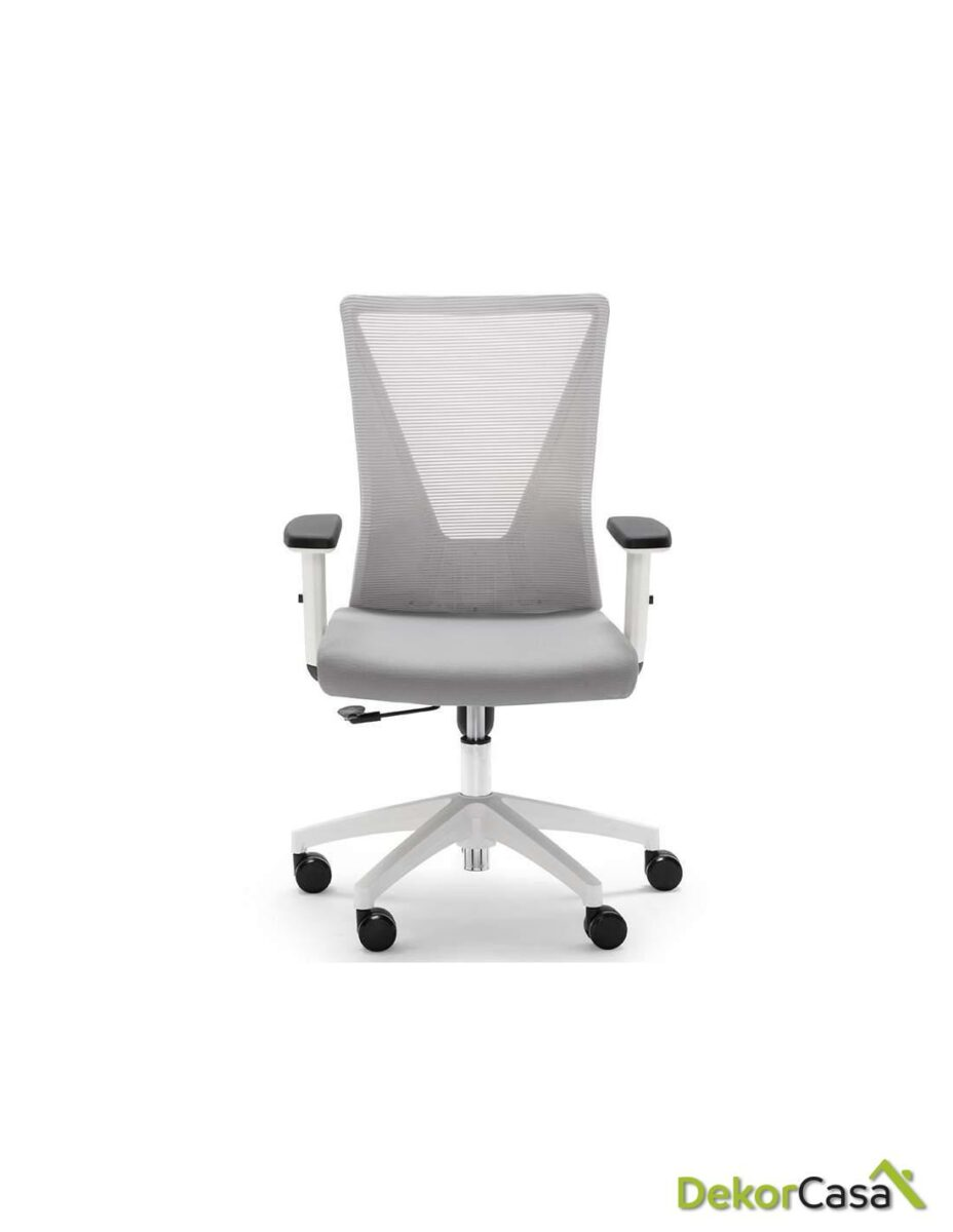 silla oficina gris tirana 1
