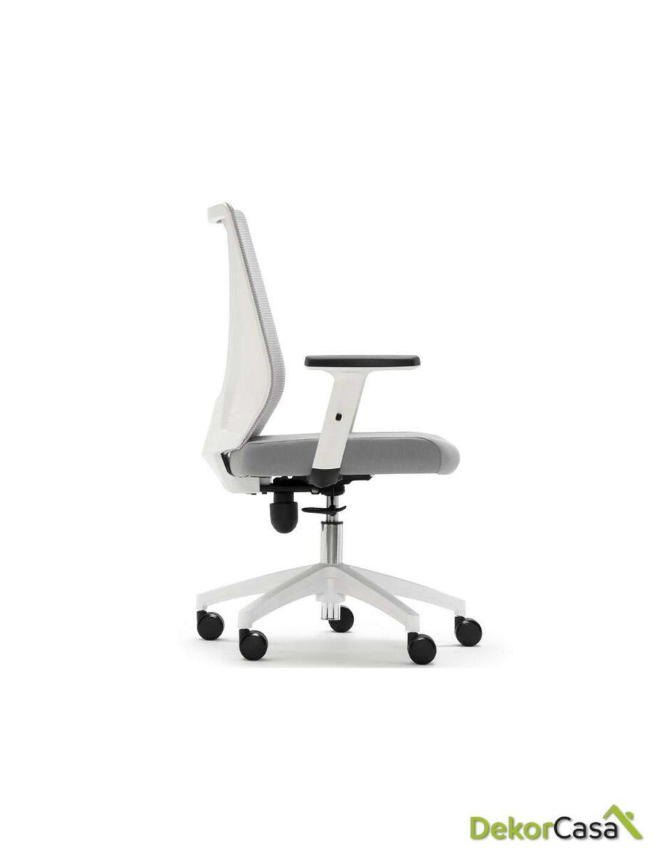 silla oficina gris tirana 2