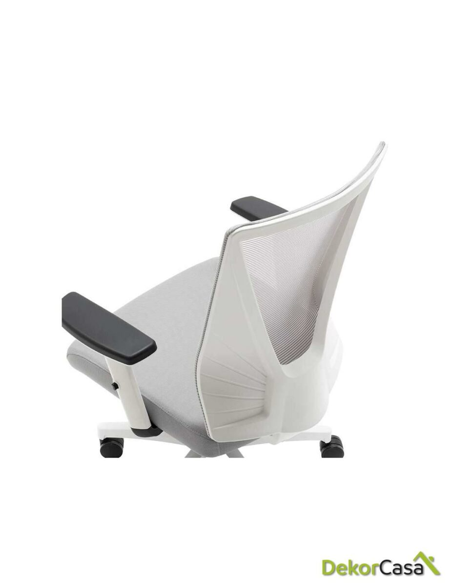 silla oficina gris tirana 3