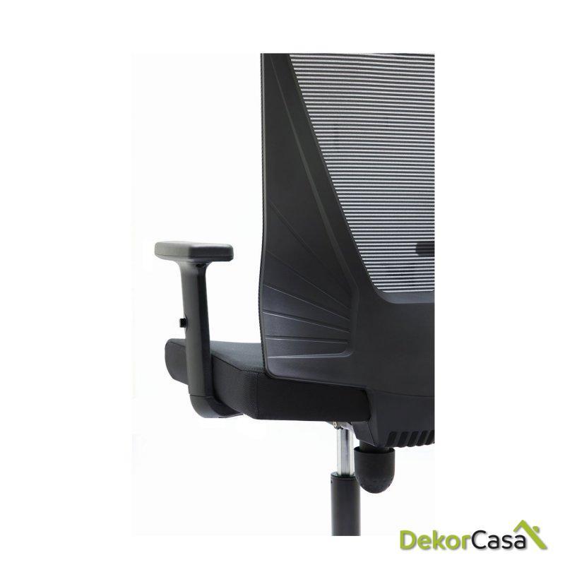 silla oficina negra tirana 11