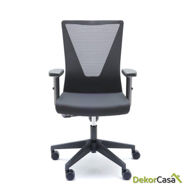 silla oficina negra tirana 6