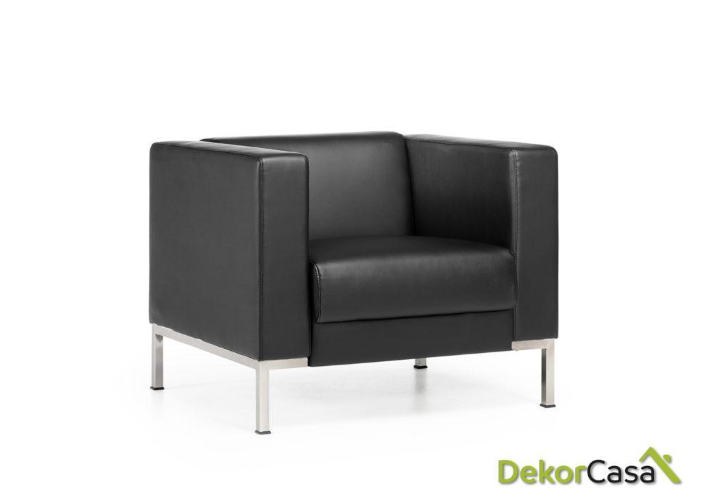 sofa oficina 1 plaza cairo 1