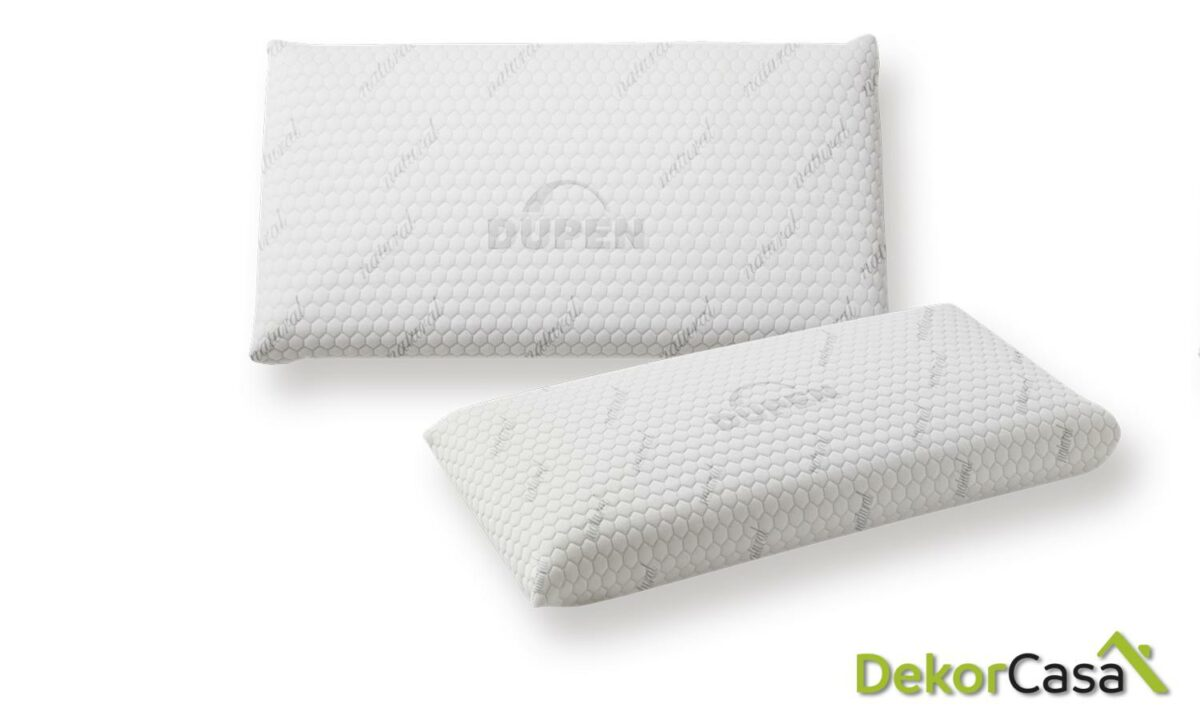 almohada viscoelastica natural 1